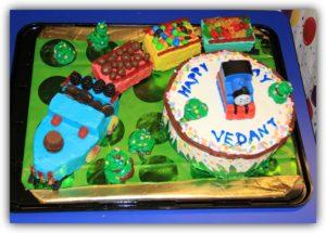 train cake Autism cakes