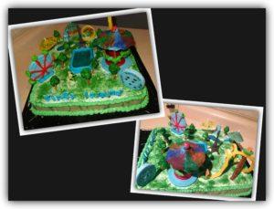 KI cake Autism cakes
